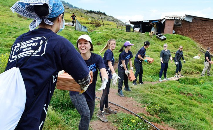 Building and Construction Volunteer opportunities